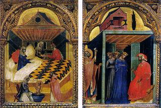 Due storie di san Nicola di Bari