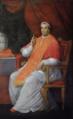 Papa Pio VII, Mosteiro de Tibães.png