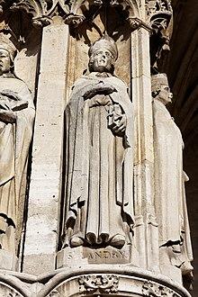 Paryż - Église Saint-Germain-l'Auxerrois - PA00085796 - 123.jpg