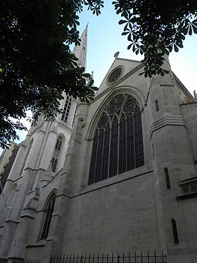 Image illustrative de l'article Cathédrale américaine de Paris
