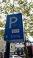 Parking meter 8906, Leeuwarden (2018) 01.jpg