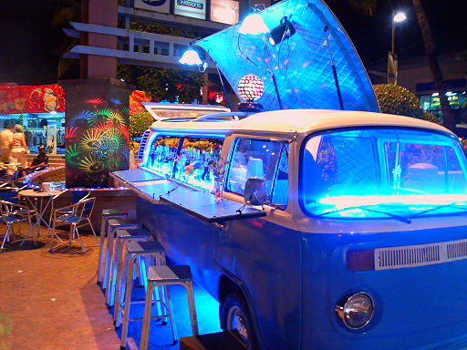Party VW Type 2
