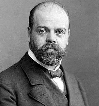 Alexander Parvus - Alexander Parvus in 1905