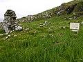 Patrick's Temple, nr. Balephuil, Isle of Tiree - geograph.org.uk - 89488.jpg