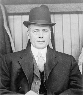 Patsy Donovan Irish-American baseball player and manager