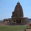 Pattadakal. Kadasiddhesvara temple from the North.jpg