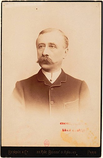 Paul Lacombe - Paul Lacombe, 1897