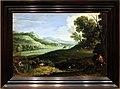 Paul bril, paesaggio con cacciatori, 1619.jpg