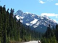 Peak 7740 seen from North Cascades Highway.jpg