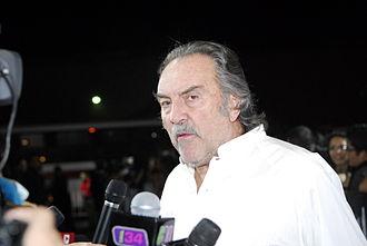 Pedro Armendáriz Jr. - Pedro Armendáriz Jr in March 2011