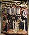 Pedro garcia de benabarre, professione di fede di s. vincenzo ferrer, catalogna 1460 ca..JPG