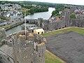 Pembroke Castle courtyard - geograph.org.uk - 1744345.jpg