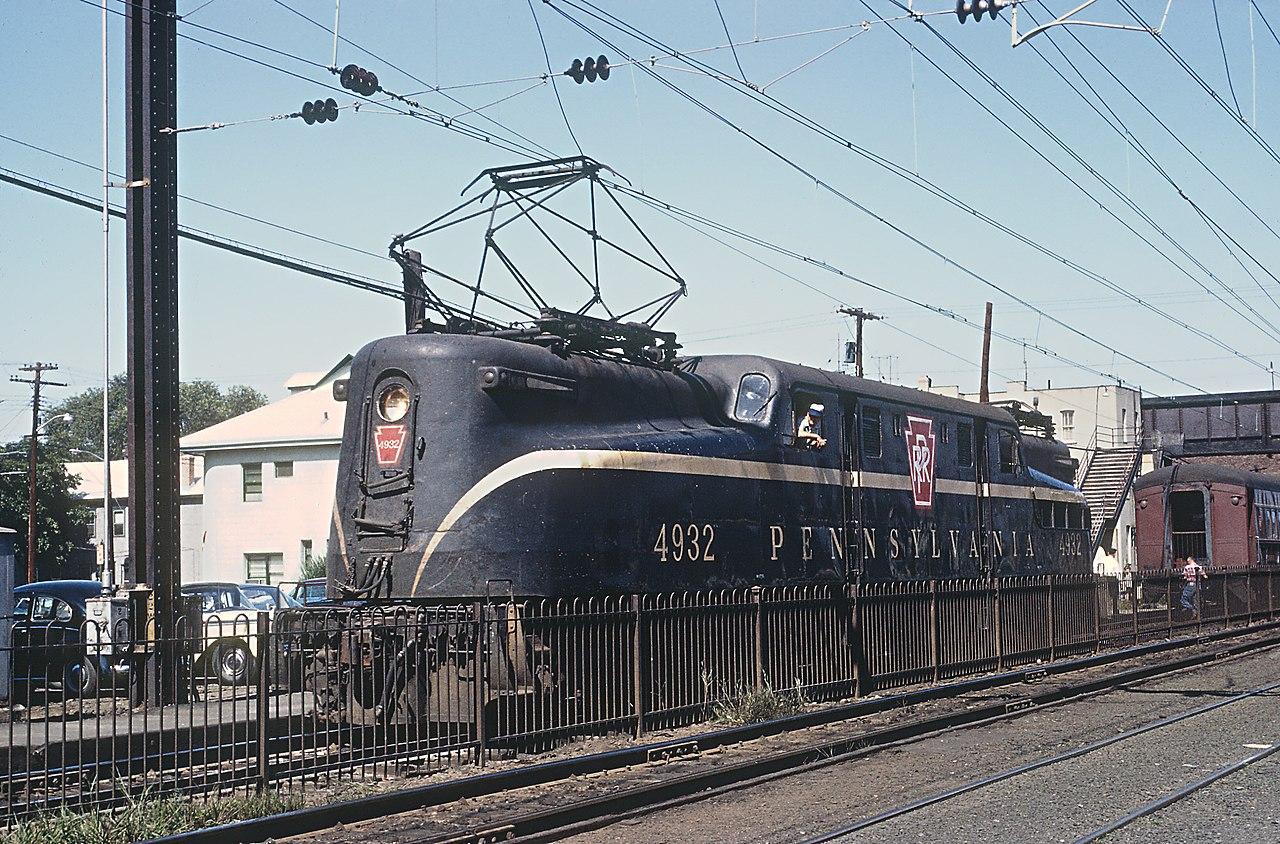 File Pennsylvania Railroad Gg