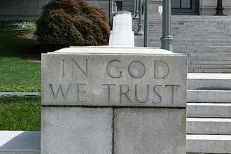 United States national motto - United States national motto: In God We Trust