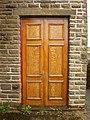 Pepper Hill Unitarian Chapel, Doorway - geograph.org.uk - 1284720.jpg