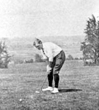 Percy Barrett (golfer) - Image: Percy Barrett