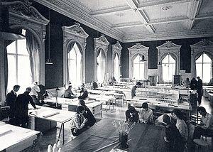 Peter Celsing - Peter Celsings office 1967