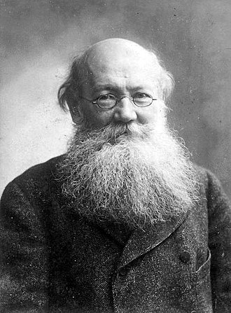 Anarchist economics - Peter Kropotkin