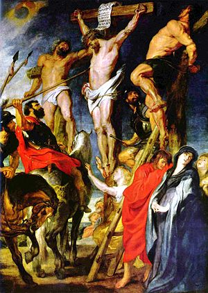 Christ on the Cross - Image: Peter Paul Rubens 069