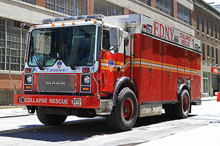 Collapse Rescue 1's apparatus. Peter Stehlik - FDNY Collapse Rescue 1 - 2012.05.20.jpg