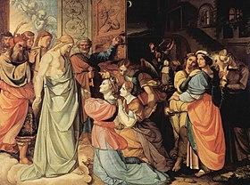 Ten Virgins from Peter von Cornelius