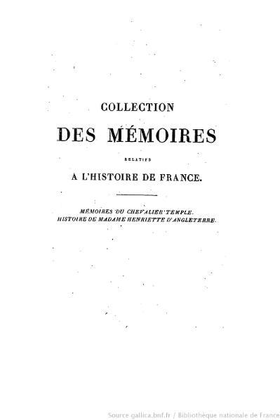 File:Petitot - Collection complète des mémoires relatifs à l'histoire de France, 2e série, tome 64.djvu