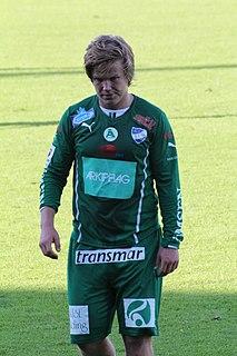 Petteri Forsell Finnish footballer