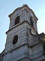 Pfarrkirche, Turm, Templom Platz, 2020 Piliscsaba.jpg