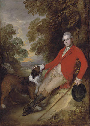 Philip Stanhope, 5th Earl of Chesterfield - Image: Philip Stanhope, 5th Earl of Chesterfield (1755 1815) by Thomas Gainsborough (1727 1788)