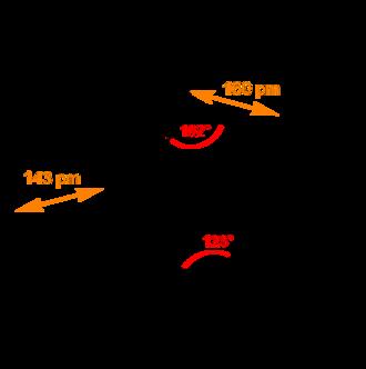 Phosphorus pentoxide - Image: Phosphorus pentoxide 2D dimensions