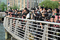 Photographers Manhattanhenge New York May 2015.jpg