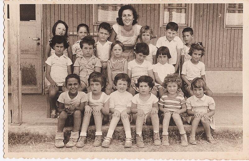 גבעת עדה גן הילדים בשכונת ההרחבה