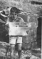 PikiWiki Israel 2023 Kibutz Gan-Shmuel sk2- 267 גן-שמואל-במשק הילדים 1953.jpg