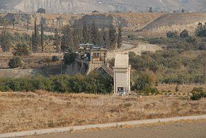 Energy in Israel - Pinhas Rutenberg's power station, Naharayim