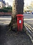 Pillar box outside 81 Ninian Road, Cardiff, March 2019 01.jpg