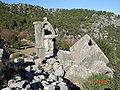 Pinara Lycian Rock Tomb.JPG