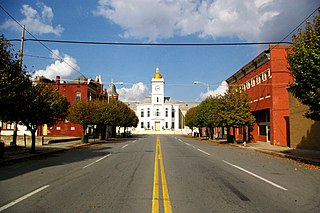 Pine Bluff, Arkansas City in Arkansas, United States