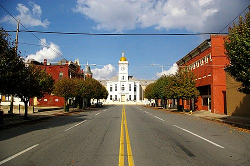Pine Bluff mailbbox