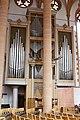 Pipe organ - Heiliggeistkirche - Heidelberg - Germany 2017.jpg