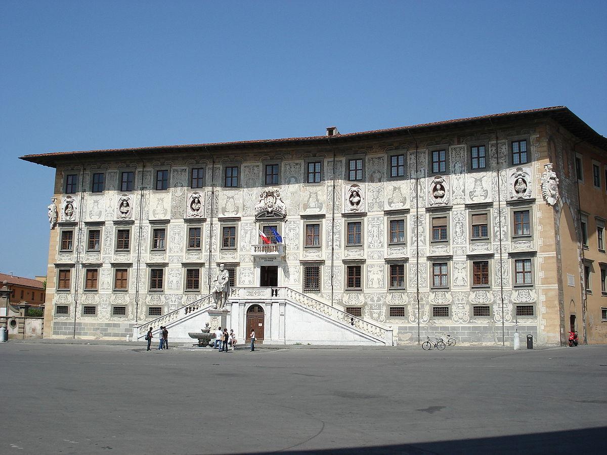 Palazzo della Carovana - Wikipedia, la enciclopedia libre