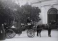 Pius X Vatican Gardens 1913 Landauer.jpg