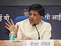 Piyush Goyal addressing a press conference on the achievements of his Ministries, on the completion of 2 years of the NDA Government, in New Delhi (1).jpg