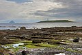 Pladda Island from Kildonan beach 3.jpg