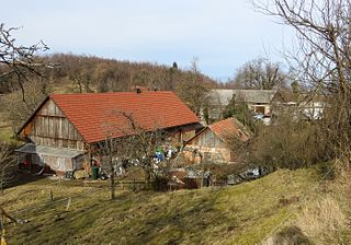 Planinca, Brezovica Place in Inner Carniola, Slovenia