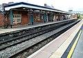 Platform 1, Leominster railway station (geograph 3757276).jpg