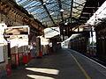 Platform 11, Crewe railway station - DSCF2246.JPG