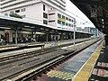 Platform of Kyobashi Station (Osaka Loop Line) 4.jpg