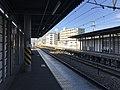 Platform of Kyusandai-mae Station 7.jpg