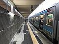 Platform of Momoyama Station 2.jpg