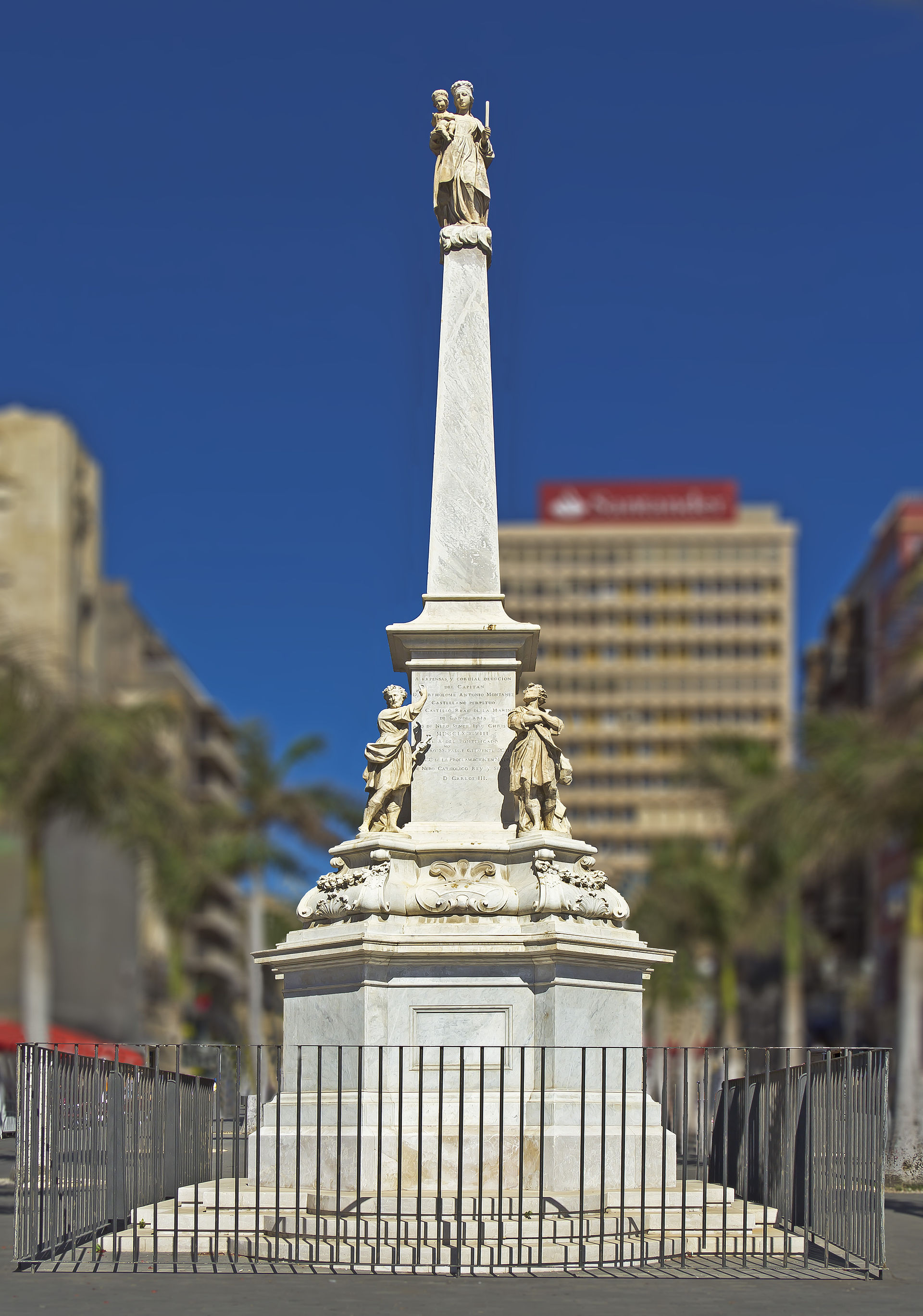 Wikimedia Commons: Memorials In Santa Cruz De Tenerife